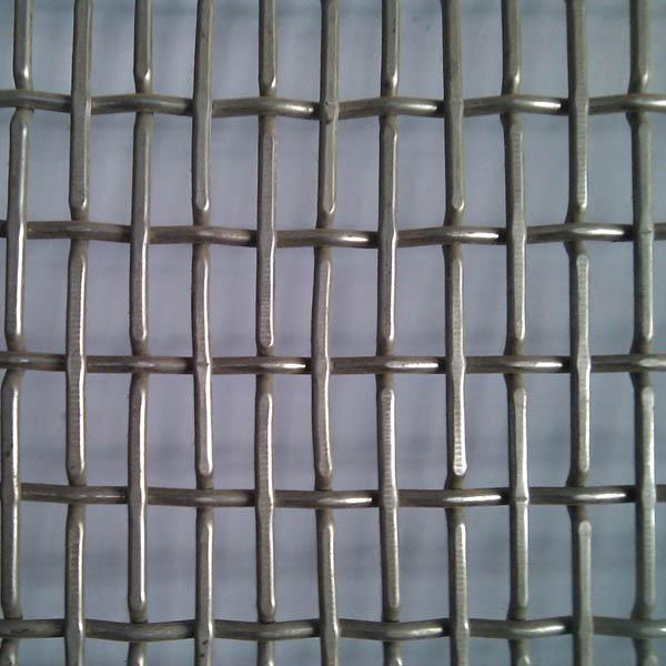 工业用不锈钢轧花网